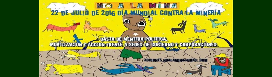 No to Mining 2016